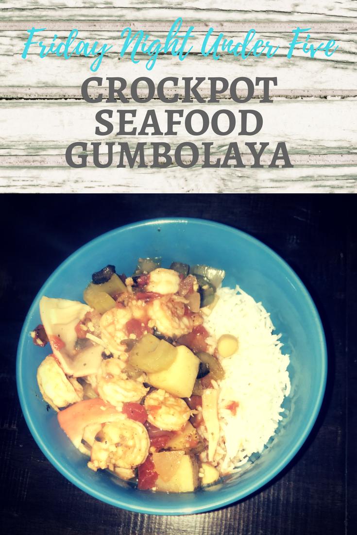 Seafood Gumbolaya PINTEREST